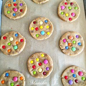 Amerikanische soft Cookies