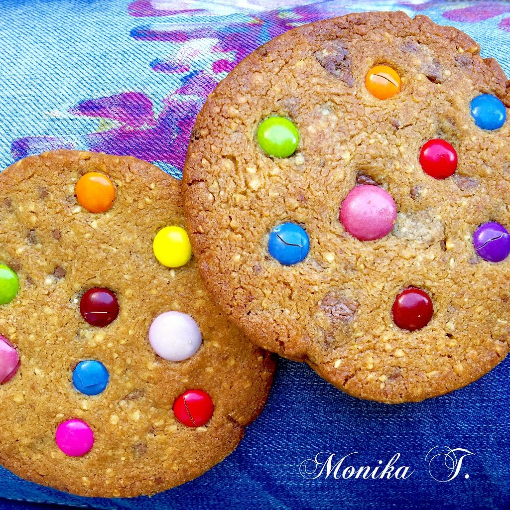 Amerikanische soft Kekse, Cookies