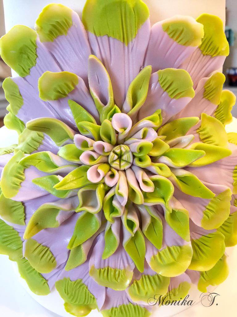 Renshaw Fondant Blume