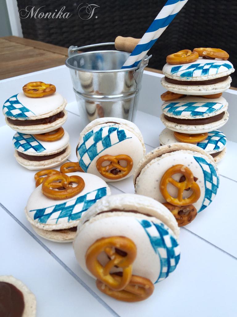 Bayrische-Macarons