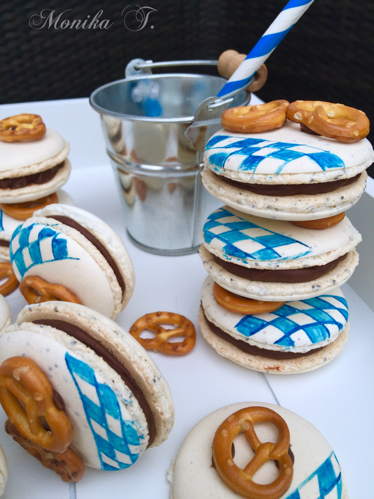 Oktoberfest-Macarons