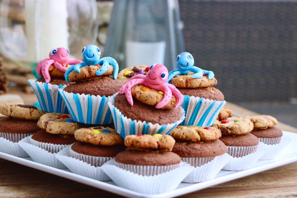 Erdnuss-Dinkel Kekse