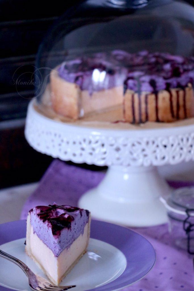 Heidelbeerenkäse - Kuchen