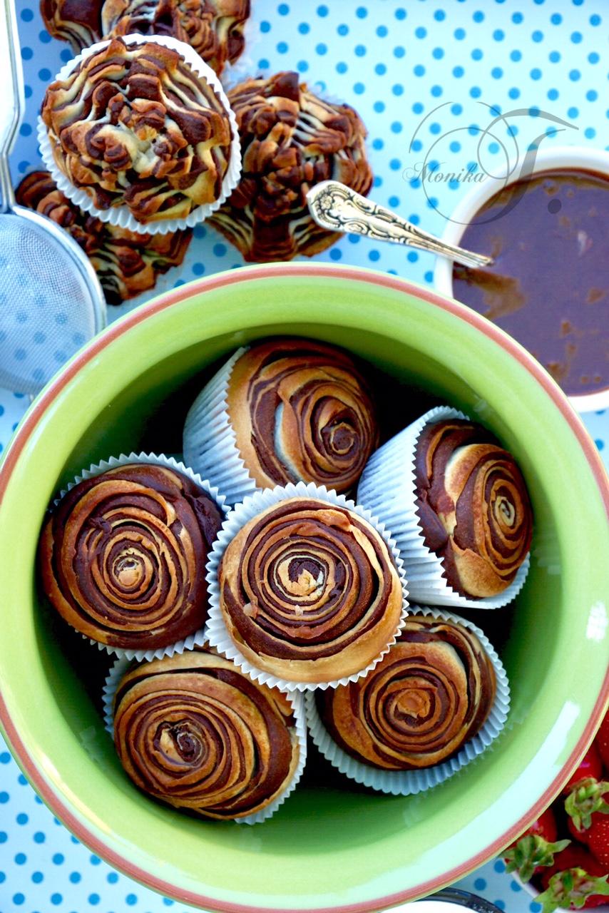 Hefeteig Muffins