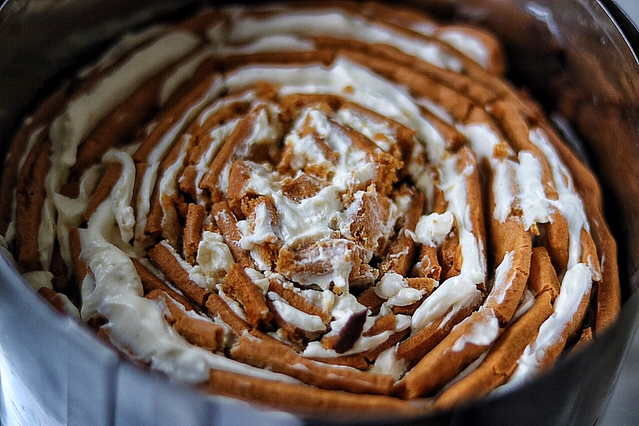 Karamellkuchen