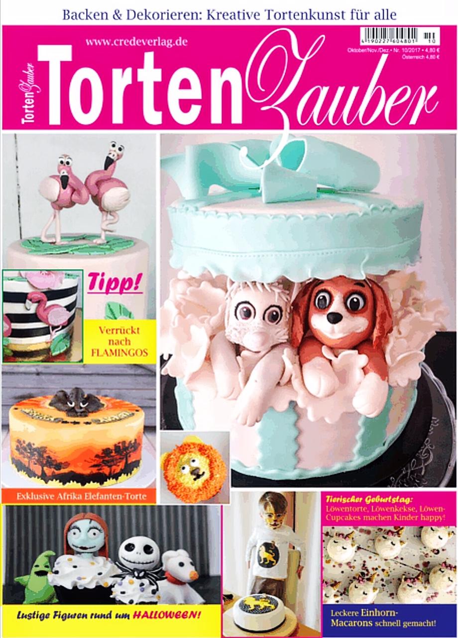 zauberer torte kinder