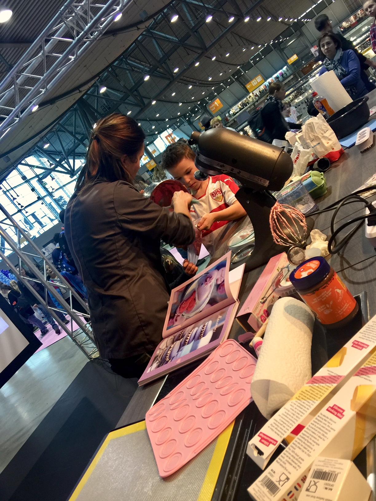 Messe Stuttgart Kreativ 2017