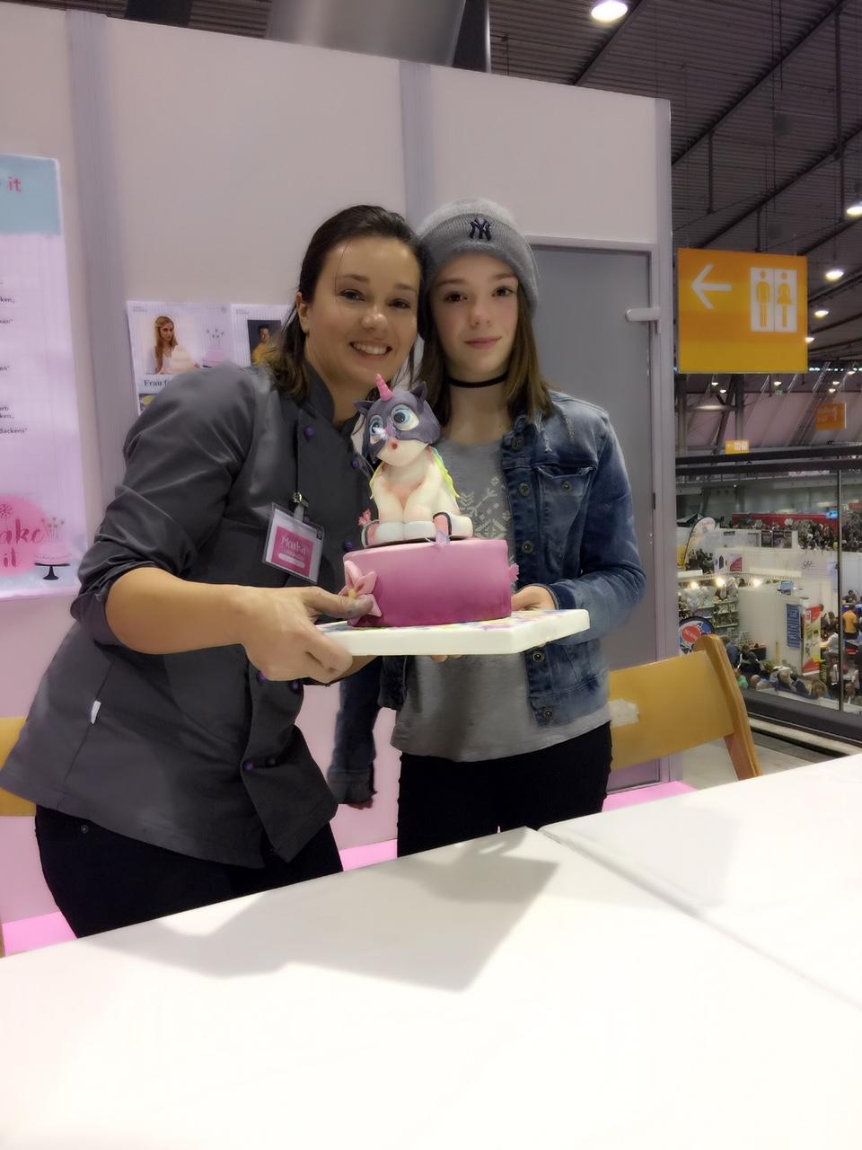 Messe Stuttgart Kreativ 2017 Cake it 2017