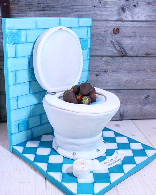 Toilette Torte Wc Torte