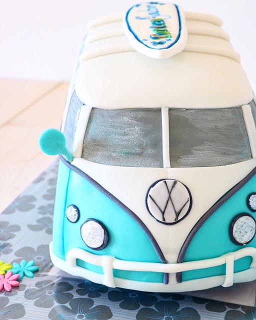 VW Bulli Torte