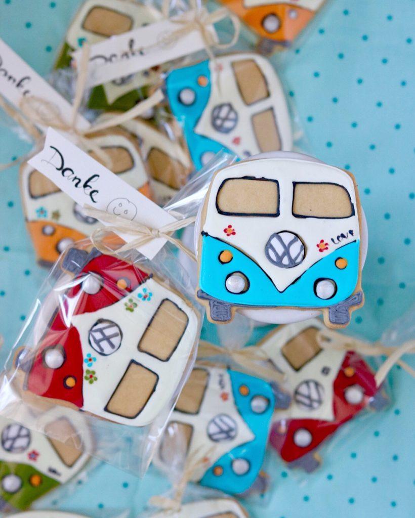 VW bus Bulli Kekse