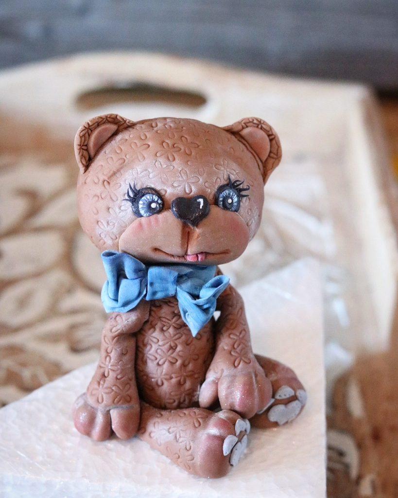 Fondant Bär Teddy