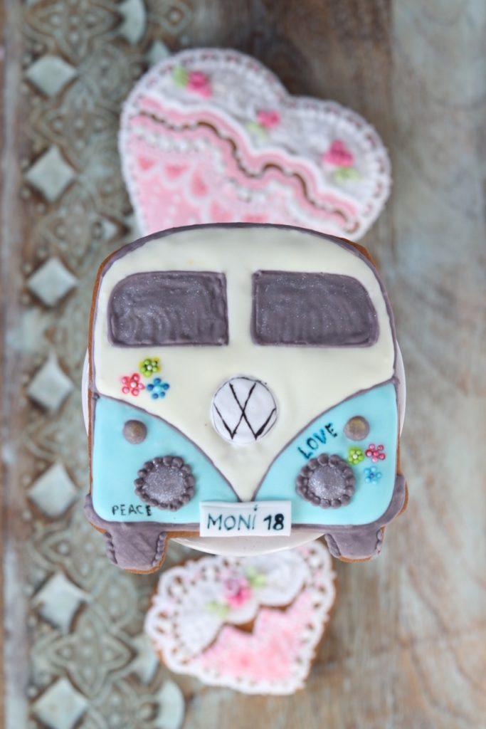 VW Bus Lebkuchen