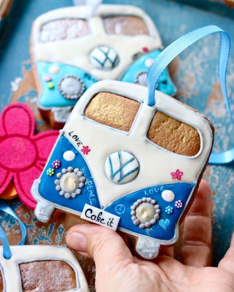 VW Bus Bulli Lebkuchen