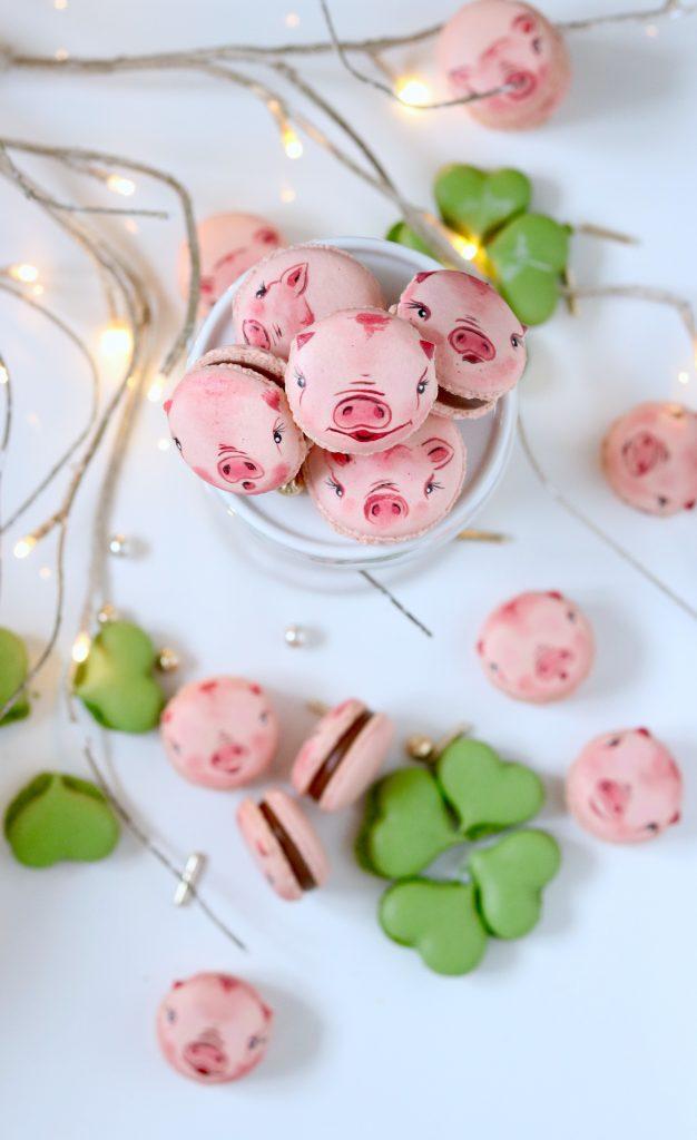 carons Schweinchen Glückbringer