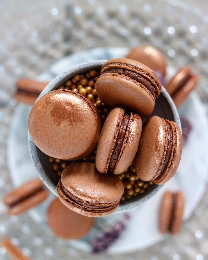 Macarons Kurs Monika Triebenbacher