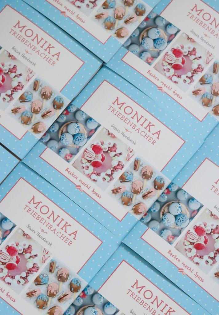 Macarons - Broschüre Monika Triebenbacher